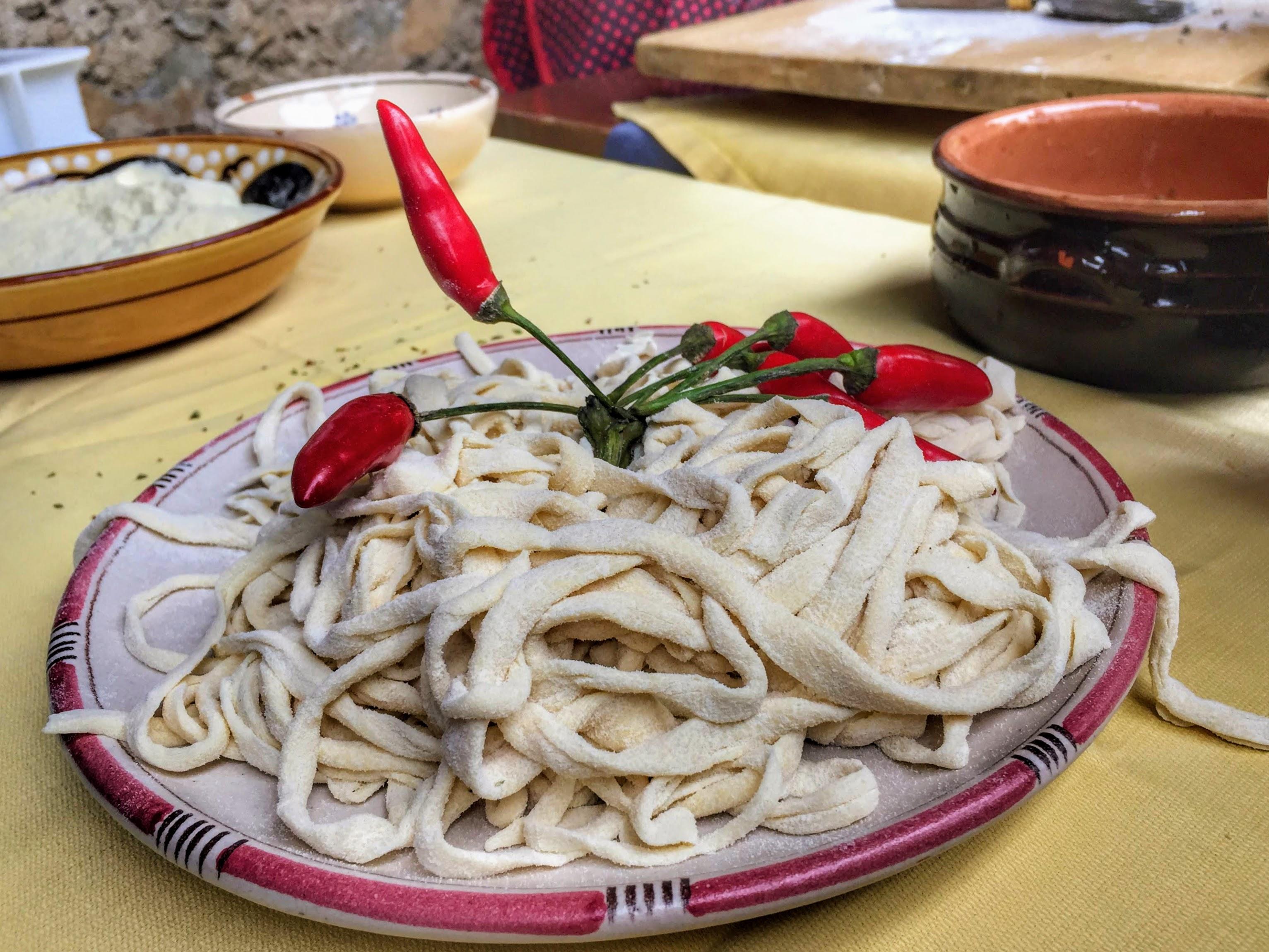 pasta tradizionale
